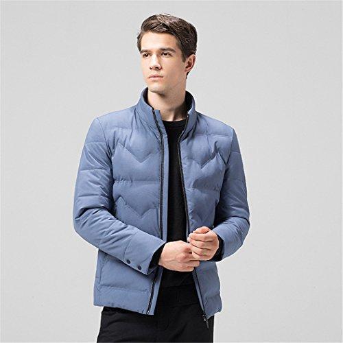 Di Di Svago Azzurro Comodo 185 Vestiti Cotone Ispessimento Imbottiti Modo Di Uomini inverno Hhy Tendenza tHSxn5gq