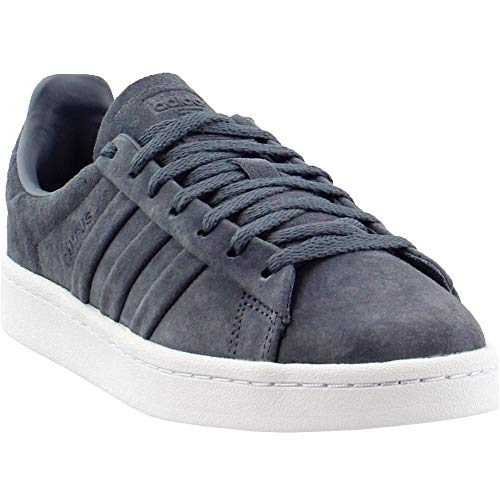 check out c3f2d af166 adidas Originals Women s Campus Stitch and Turn W, Onix Onix Metallic Gold,