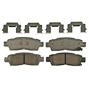 wagner thermoquiet brake pads installation instructions