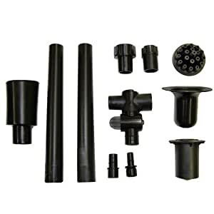 Beckett nk3 all in one pond pump nozzle kit for Beckett tech support