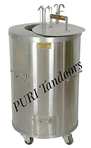 Catering Tandoor Oven- Drum Tandoor -
