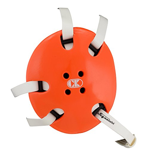 Cliff Keen Signature Headgear - Orange