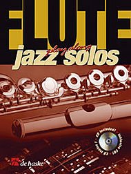 Flute Play-Along Jazz Solos Softcover with CD ()