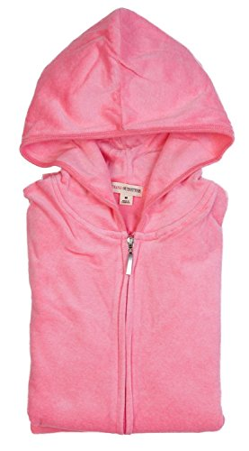Pink Velour Tracksuit - 4