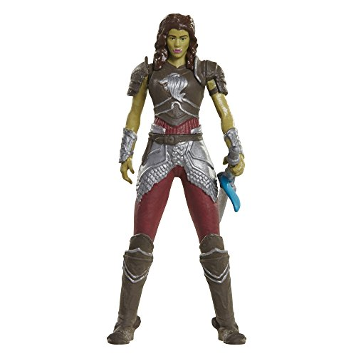 Warcraft Mini Figure Garona & Lothar Civilian Action Figures (2 Pack)