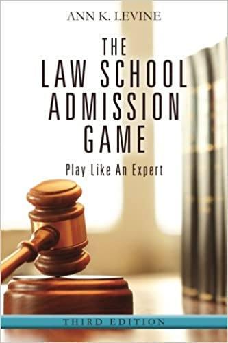 amazon the law school admission game play like an expert ann k