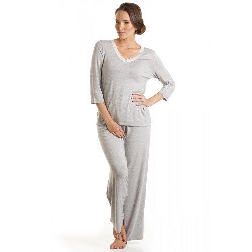 Pijama de mujer - Gris GRIS