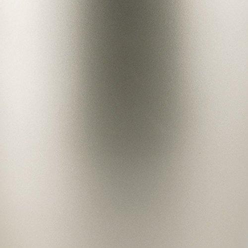 InterDesign Orbinni Paper Towel Holder for Kitchen, Wall Mount/Under Cabinet - Satin