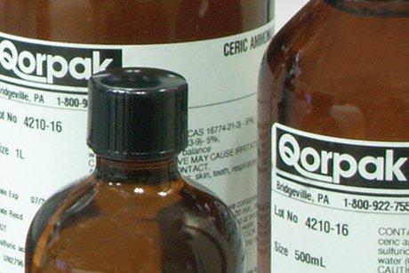 (Qorpak - Q07901-4 - Ammonium Acetate Buffer-Iron)