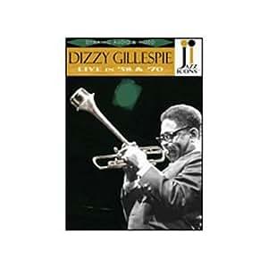 Jazz Icons-Dizzy Gillespie