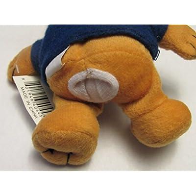 Bama Penn State Lion Mascot Finger Puppet Christmas Ornament Set of 2: Toys & Games