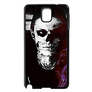Custom Design American Horror Story Hard Shell Phone Case Lightweight Printed Case Cover for Samsung Galaxy Note 3 N9000 Designed by Windy City Accessories