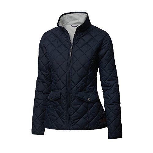 Nimbus Womens/Ladies Leyland Reversible All Weather Fashion Jacket (S) (Navy)