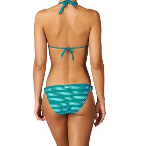 Protest Mujer Triángulo Bikini turquesa Talla:L - turquesa