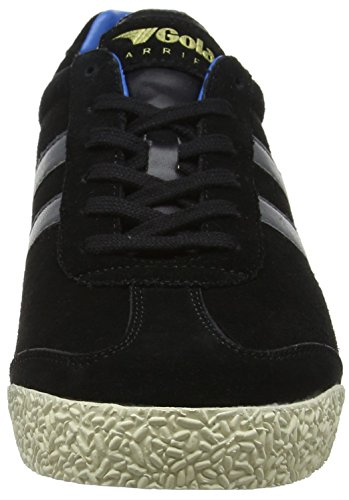 Blue Harrier Men's Sneaker Fashion Gola Grey Black 7B8Fvnqw