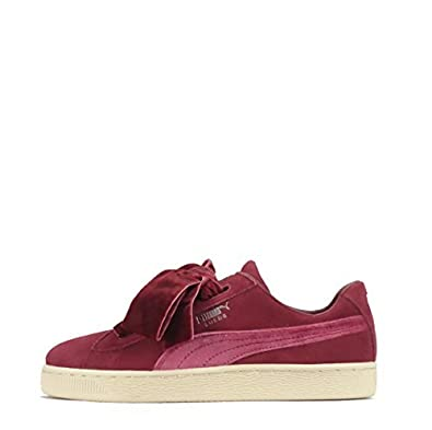 puma scarpe velluto