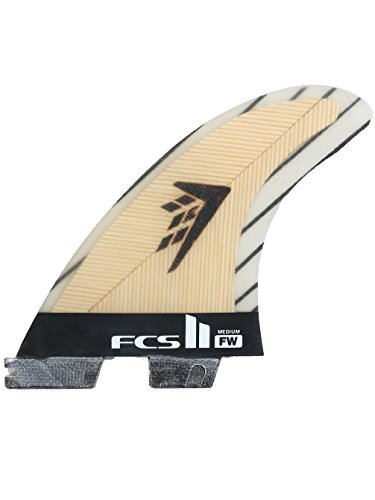FCS II Firewire PC Carbon Tri-Quad Set by FCS