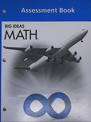 BIG IDEAS MATH: Assessment Book Blue/Course 3