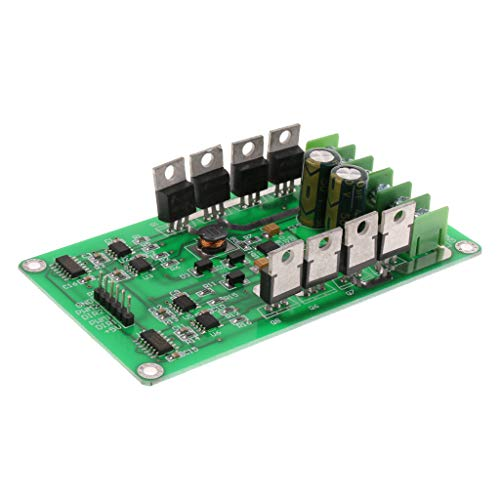 SM SunniMix DC Motor Controller, 10A Dual H-Bridge Mosfet DC Motor Driver Board DC 3V-36V High Power Motor Drive Control by SM SunniMix (Image #6)