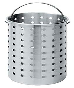 Bayou Classic B100, 100-Qt. Perforated Basket, aluminum Size: 100 qt. Outdoor, Home, Garden, Supply, Maintenance