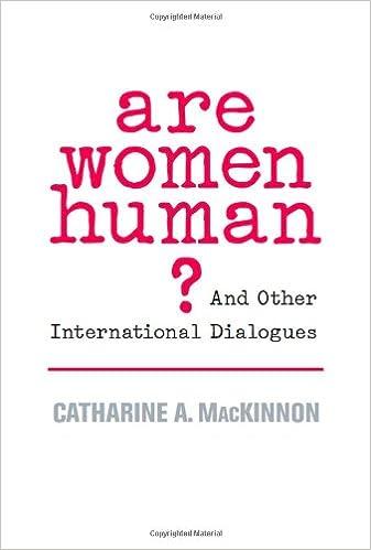 Descarga de libros electrónicos de larga distancia.Are Women Human?: And Other International Dialogues by Catharine A. MacKinnon PDF