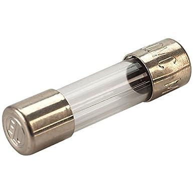 25 a 250 V fusibile in vetro –  Fast/Quck colpo 5 mm x 20 mm –  F25 A250 V –  3/5 o pezzi, 10 e-Chip Electronics