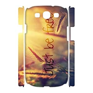 Young Wild and Free 3D-Printed ZLB525135 Unique Design 3D Phone Case for Samsung Galaxy S3 I9300