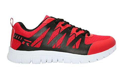 R Originals Zapatillas Shoes UK Fitness Black White 38029 5 A26 4 Rox Women's fq6xZOnOE