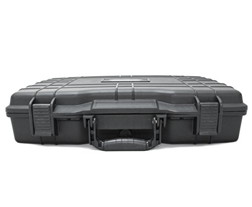 CASEMATIX Elite Custom Waterproof Laptop Case fits Acer Predator Helios 300, Acer Predator Helios 500 and Other Acer Gaming Laptops 15.6'' - 17.3'' with Accessories by CASEMATIX (Image #5)