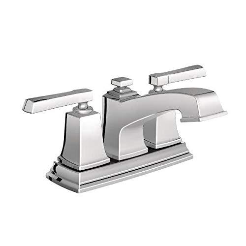 Lavatory Chrome 2h Faucet (BOARDWALK 2H CS LAV CH / Chrome two-handle bathroom faucet)
