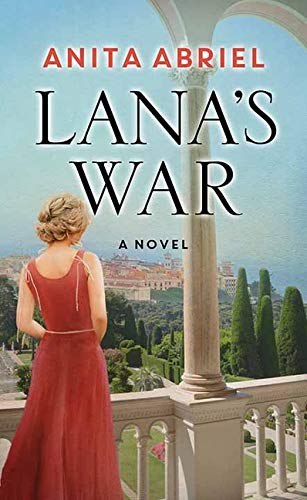 Book Cover: Lana's War