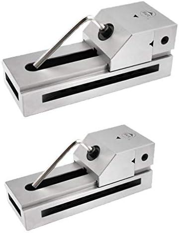 SM SunniMix 精密バイス 卓上万力 テーブルバイス固定 作業台に置くだけ簡単設置 100mm 1.5インチ+ 2インチ 2個入り