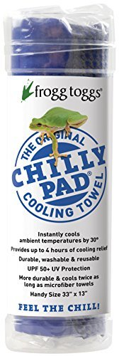 Chilly Pad Cooling Towel Sky Blue Frogg Toggs