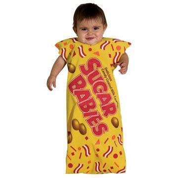 (Sugar Babies Baby Costume -)