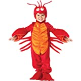 Lil' Lobster Halloween Costume - Toddler Size 4T