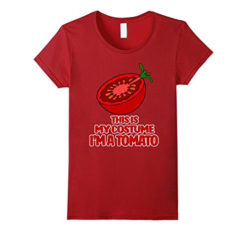Tomato Halloween Costume Men Women or Children T-shirt