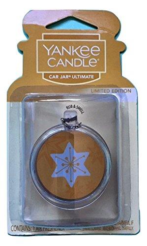 Yankee Candle Car Jar Ultimate - Christmas Cookie - Limited Edition (Limited Edition Cookie Jar)