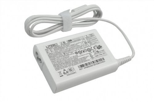 Original Lite-On 65W Replacement AC Adapter for Acer Aspire S7, Acer Aspire S7-191, Acer Aspire S7-191-6400, Acer Aspire S7-191-6447, Acer Aspire S7-191-6640, Acer Aspire S7-191-6859, Acer Aspire S7-391, Acer Aspire S7-391-6413, 100% Compatible With P/N: PA-1650-80, NP.ADT11.00F, NSW25899, AK.065AP.034.