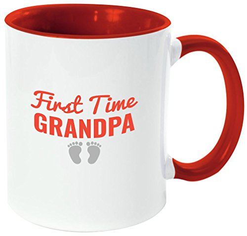 First Time Grandpa Gifts - Rikki Knight