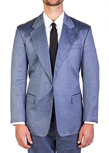 Yves Saint Laurent Men's Wool Two-Button Suit - Saint Clothes Yves Laurent