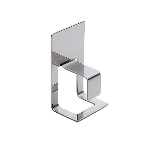 XH Gancho for lavabo de acero inoxidable, Adhesivo fuerte de ...