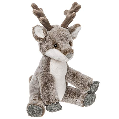 Mary Meyer Chillin' Arctic Stuffed Animal Soft Toy, Reindeer, -