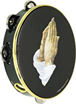 Remo Praise Tambourine - Praying Hand , 8