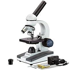 AmScope  M150C-I 40X-1000X All-Metal Opt...