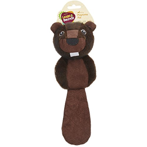 Leaps and Bounds Small Wildlife Flattie Toy Beaver - Wildlife Beaver