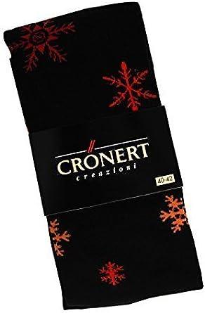 crönert Mujer Leotardos algodón Talla 38 – 50 Multicolor rojo: Amazon.es: Ropa y accesorios
