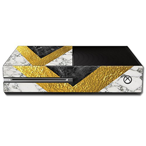 Price comparison product image Skin For Microsoft Xbox One Console – Modern Marble | MightySkins Protective, Durable, and Unique Vinyl Decal wrap cover | Easy To Apply, Remove, and Change Styles | Made in the USA