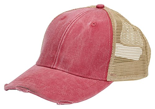 Red Adams Casquette tan Structuré Ollie Durable Brun Rouge nautical 7n0g7