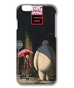 Personalized Protective Hardshell Case Cover For Iphone 6 Plus 5.5 Inch 3D PC case,Cute Case Cover For Iphone 6 Plus 5.5 Inch with rainny Avai Unique diy case