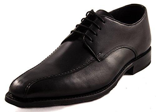 Gordon & Bros - Zapatos Derby Hombre Negro - negro